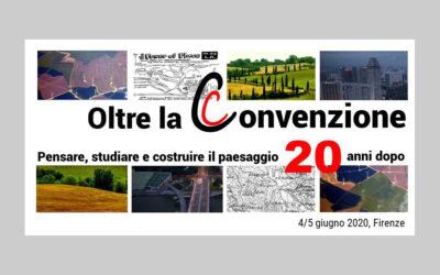 Oltre la Convenzione / Firenze 4-5 giugno 2020